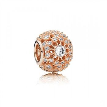 Inner Radiance, PANDORA Rose Clear CZ
