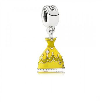 Pandora Disney Belle& Dress