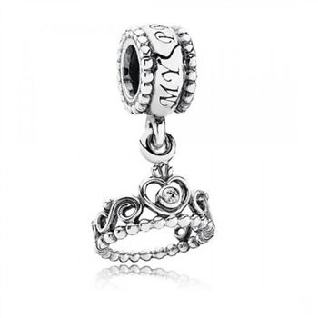 Pandora My Princess Clear CZ